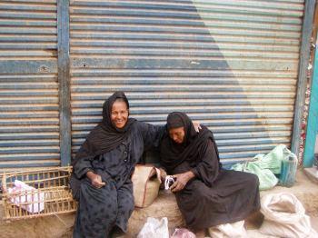 to-damer-i-luxor-egypt